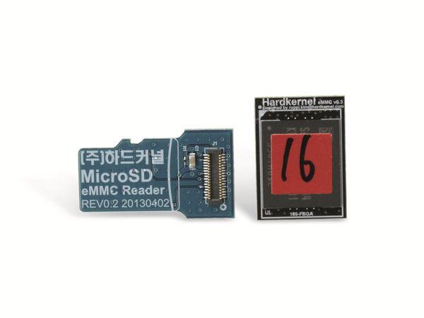 ODROID-C2 eMMC Modul, 16 GB, mit Linux - Produktbild 2