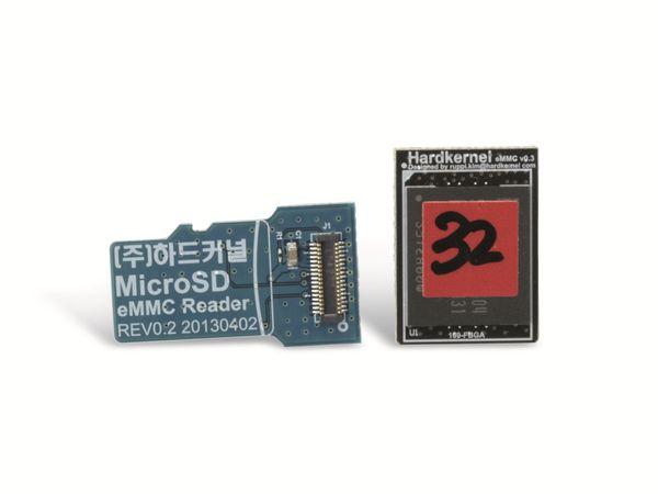 ODROID-C2 eMMC Modul, 32 GB, mit Linux - Produktbild 2