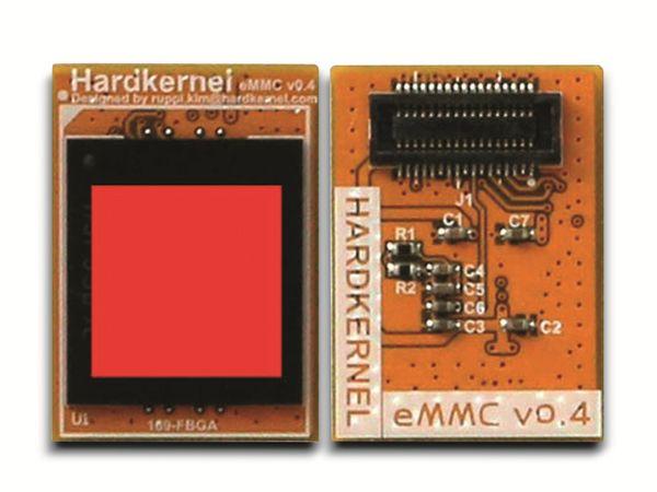 ODROID-C2 eMMC Modul, 64 GB, mit Linux - Produktbild 1