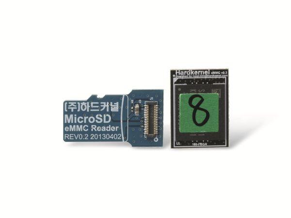ODROID-C2 eMMC Modul, 8 GB, mit Android - Produktbild 2