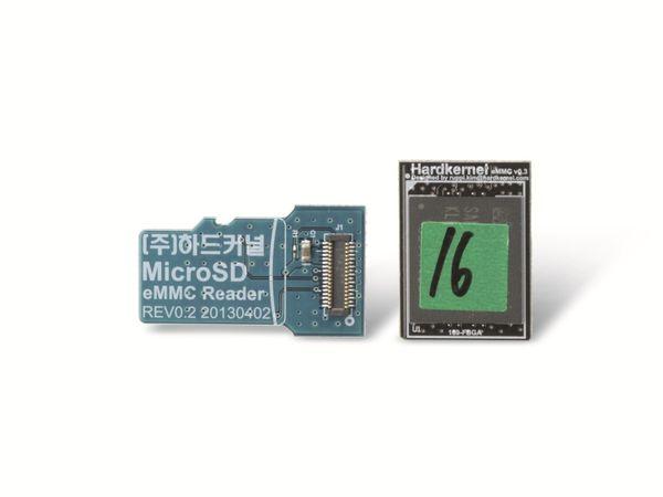 ODROID-C2 eMMC Modul, 16 GB, mit Android - Produktbild 2