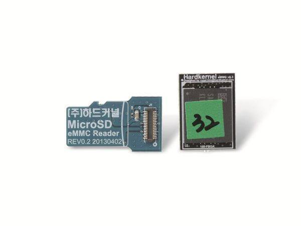 ODROID-C2 eMMC Modul, 32 GB, mit Android - Produktbild 2