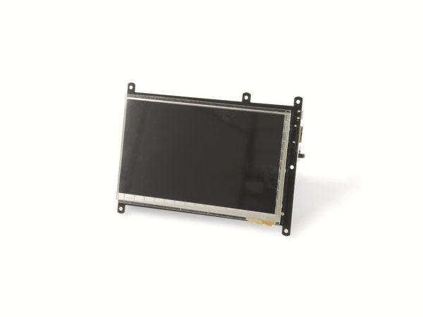 """17,8 cm (7"""") Multitouch TFT-Display mit HDMI-Anschluss ODROID-VU7 PLUS - Produktbild 2"""