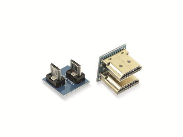 """17,8 cm (7"""") Multitouch TFT-Display mit HDMI-Anschluss ODROID-VU7 PLUS - Produktbild 4"""