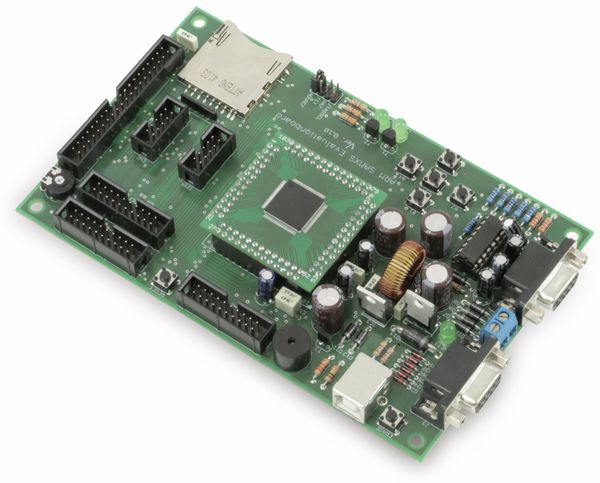 SAMxS Evaluationsboard mit SAM4S-256KB - Produktbild 3