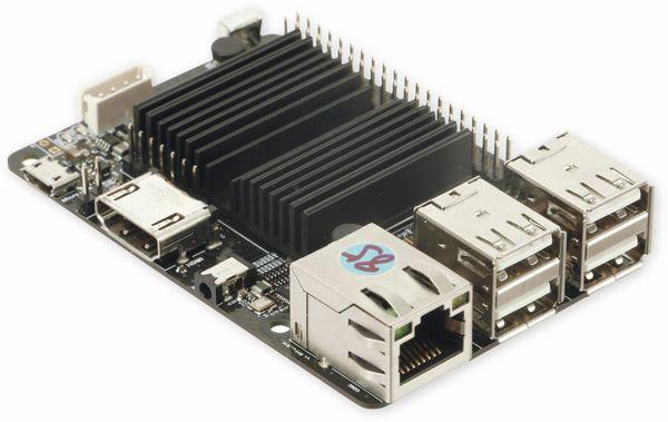 ODROID-C2-Set mit 8 GB eMMC Modul, Gehäuse und Netzteil - Produktbild 2