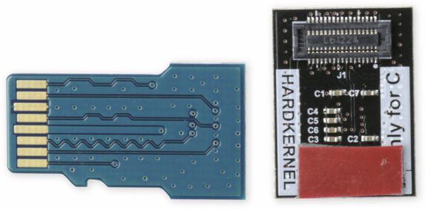 ODROID-C2-Set mit 8 GB eMMC Modul, Gehäuse und Netzteil - Produktbild 8