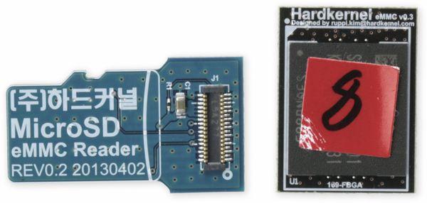 ODROID-C2-Set mit 8 GB eMMC Modul, Gehäuse und Netzteil - Produktbild 9