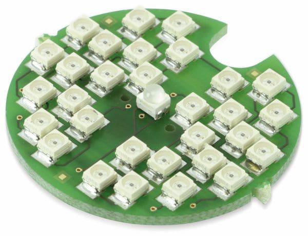 Infrarot-LED-Modul, 30 IR LEDs, PLCC2 - Produktbild 1