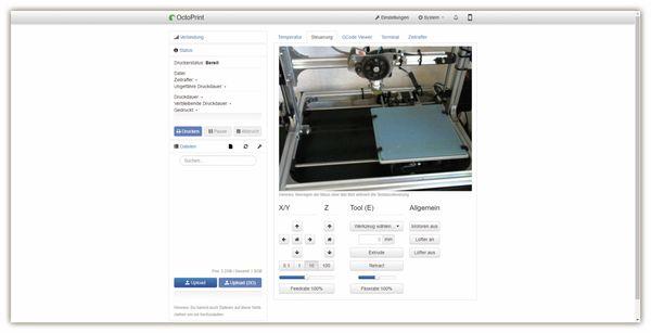 pi3g OctoPrint Kit, inkl. HD-Webcam LOGITECH C270 - Produktbild 2