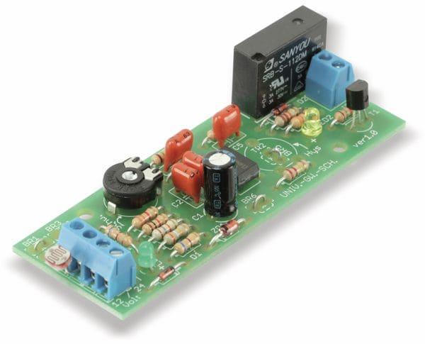 Bausatz Universal Dämmerungsschalter V1.0