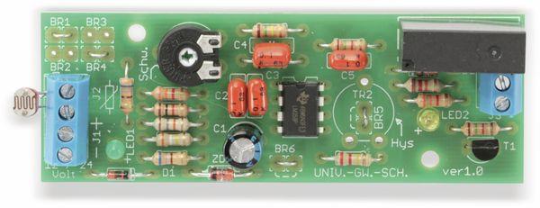 Bausatz Universal Dämmerungsschalter V1.0 - Produktbild 3