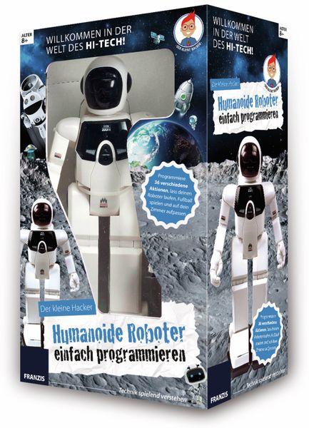 FRANZIS Der kleine Hacker - Humanoide Roboter einfach programmieren