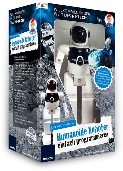 FRANZIS Der kleine Hacker - Humanoide Roboter einfach programmieren - Produktbild 2