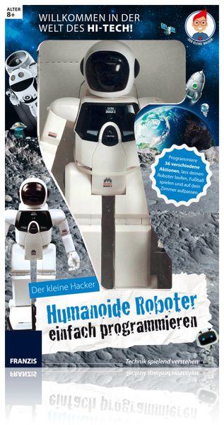 FRANZIS Der kleine Hacker - Humanoide Roboter einfach programmieren - Produktbild 3