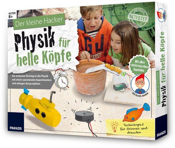 FRANZIS Der kleine Hacker - Physik für helle Köpfe - Produktbild 1