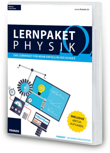 FRANZIS Lernpaket Physik - Produktbild 1