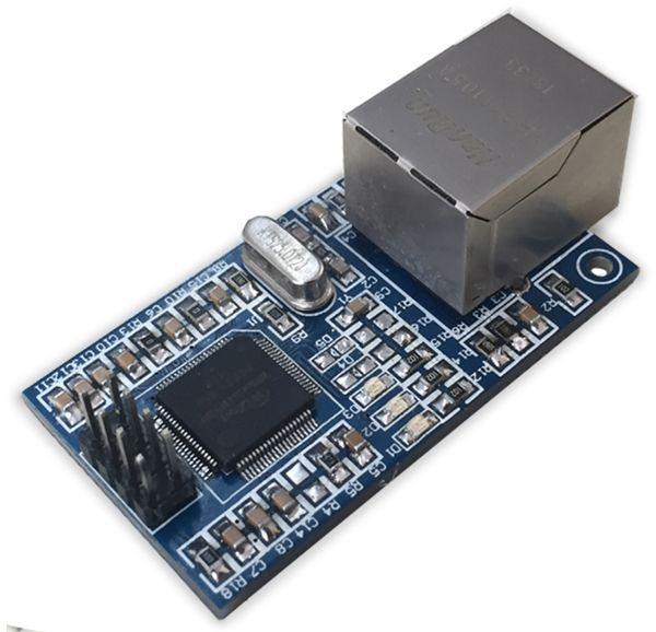 Netzwerk-Modul DAYPOWER LC-NW-W5100 - Produktbild 2