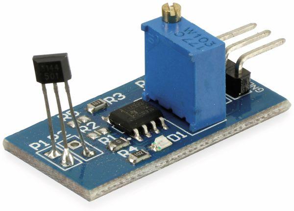 Hall Sensor Modul DAYPOWER LC393 - Produktbild 2