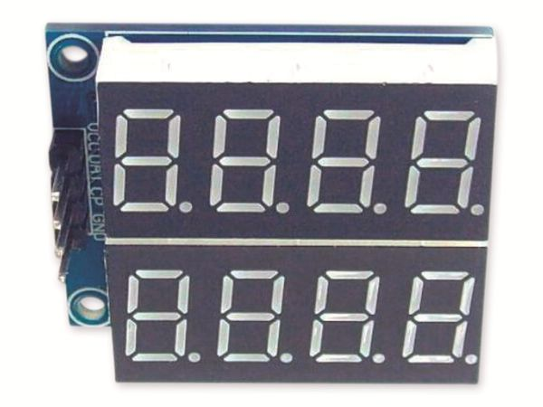 Digitalanzeige Modul DAYPOWER LC-Display-Dig-2R - Produktbild 1