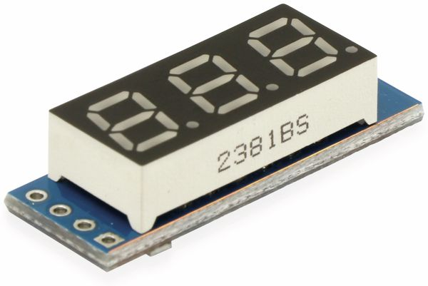 Voltmeter Modul DAYPOWER Voltmeter-3 - Produktbild 1