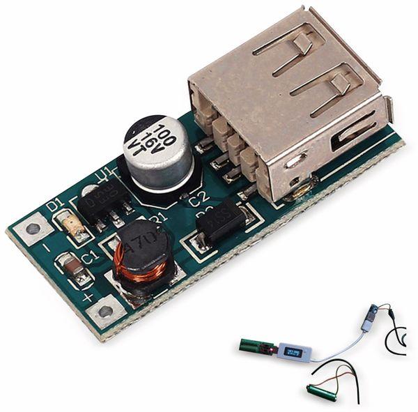 Step-Up Power Modul DAYPOWER LC-Power-8301
