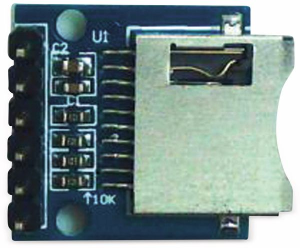 Micro SD Karten Modul DAYPOWER SD-MB