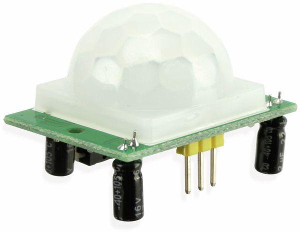 PIR-Bewegungsmelder Modul DAYPOWER HC-SR501