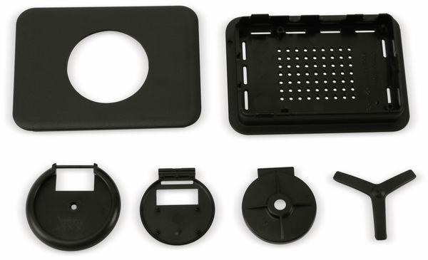 Raspberry Pi Gehäuse/Kameragehäuse TEKO TEK-CAM3.9, schwarz - Produktbild 2