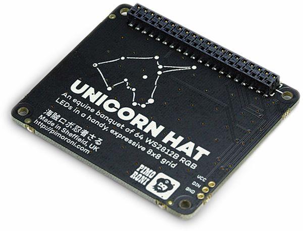 Raspberry Pi RGB-LED-Matrix UNICORN HAT - Produktbild 2
