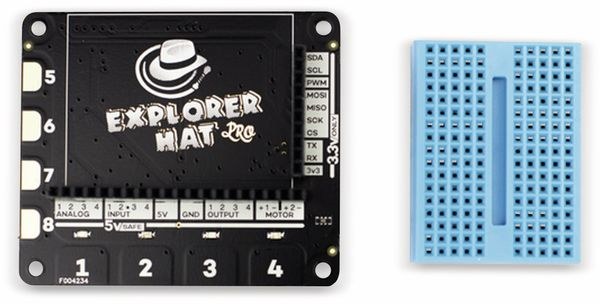 Raspberry Pi Explorer HAT PRO - Produktbild 2