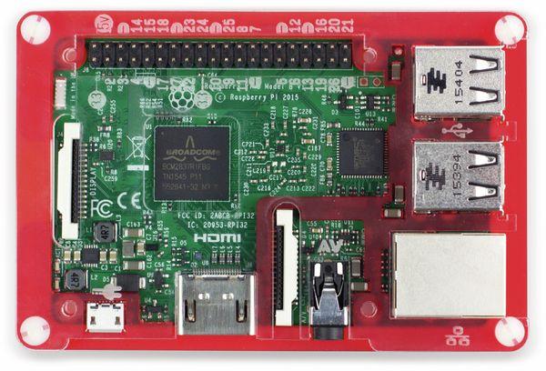 Raspberry Pi Pibow Coupe - Produktbild 1