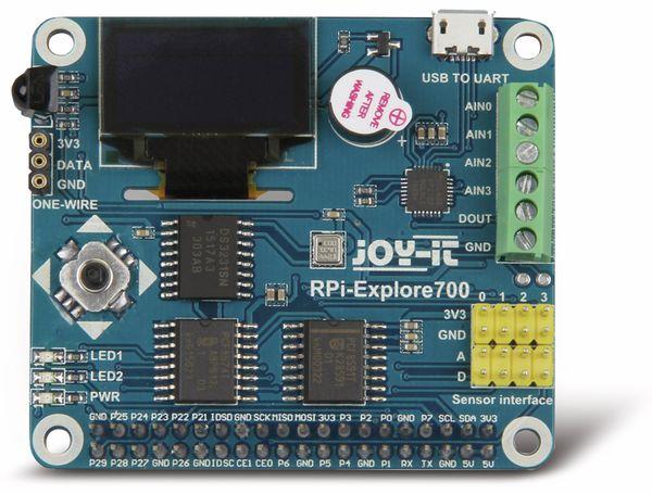 Erweiterungsplatine Explore 700 für Raspberry Pi - Produktbild 2