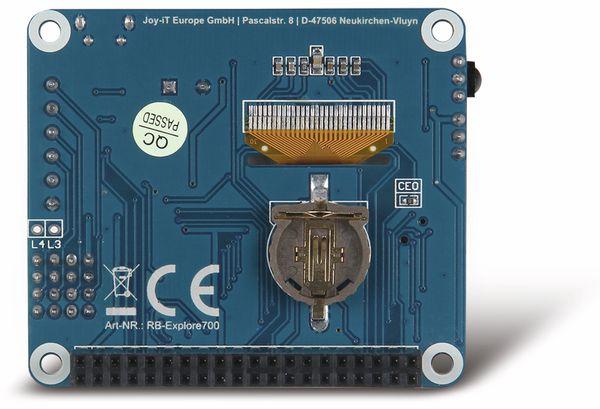 Erweiterungsplatine Explore 700 für Raspberry Pi - Produktbild 3