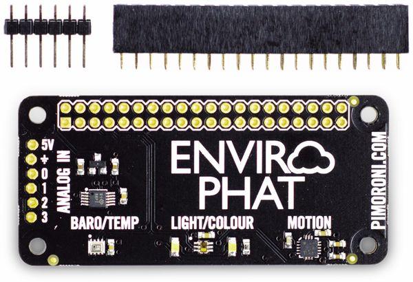 Raspberry Pi Enviro pHAT - Produktbild 2