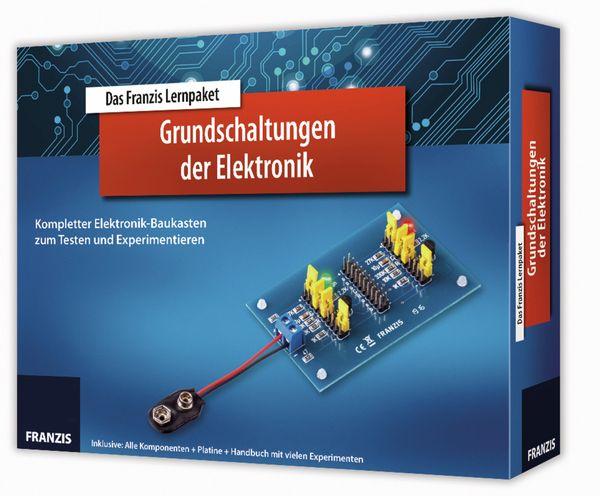 Lernpaket Grundschaltungen der Elektronik - Produktbild 1