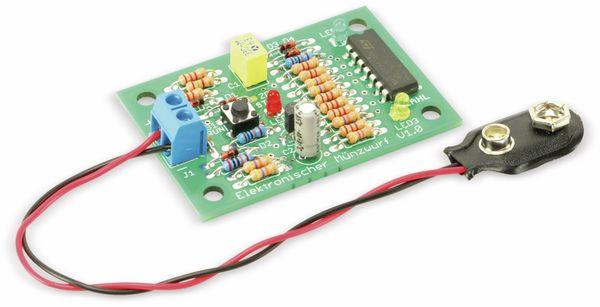 """Bausatz """"Elektronischer Münzwurf"""" V1.0 - Produktbild 2"""
