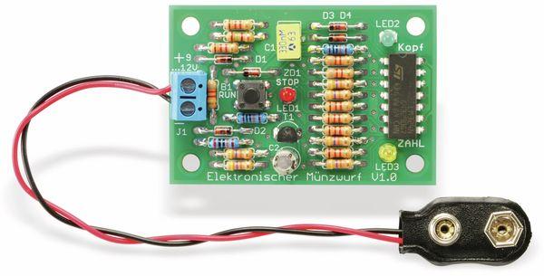 """Bausatz """"Elektronischer Münzwurf"""" V1.0 - Produktbild 3"""