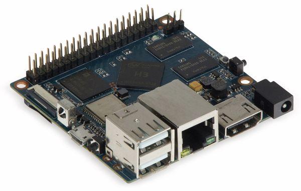 Banana Pi M2+ EDU Entwicklungsboard 1GB DDR3 - Produktbild 1