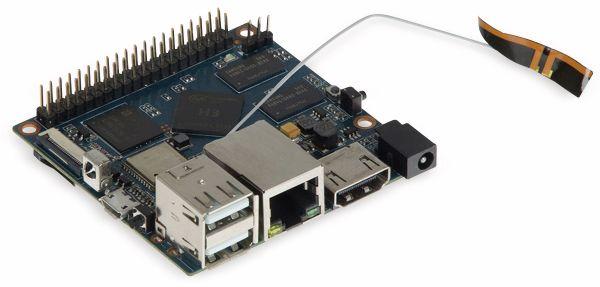 Banana Pi M2+ EDU Entwicklungsboard 1GB DDR3 - Produktbild 2
