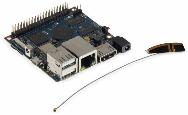 Banana Pi M2+ EDU Entwicklungsboard 1GB DDR3 - Produktbild 3