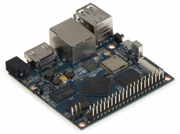Banana Pi M2+ EDU Entwicklungsboard 1GB DDR3 - Produktbild 4