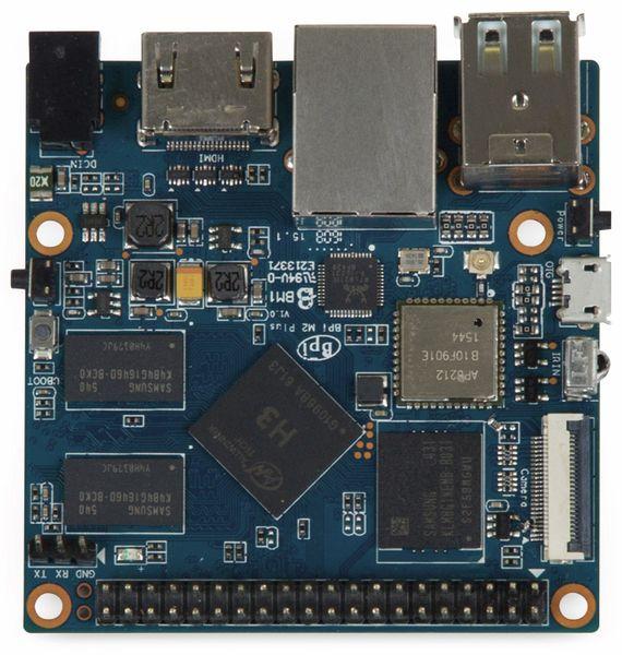 Banana Pi M2+ EDU Entwicklungsboard 1GB DDR3 - Produktbild 5