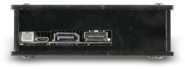 Gehäuse aus schwarzem Acryl für Banana PI - Produktbild 4