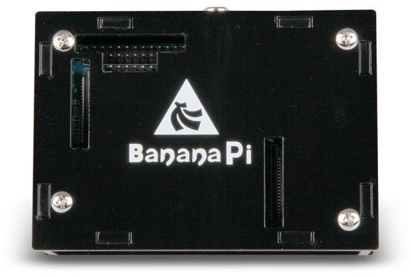 Gehäuse aus schwarzem Acryl für Banana PI - Produktbild 6