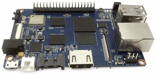 JOY-IT Banana Pi M2 Ultra, 2 GB