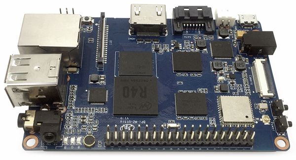 JOY-IT Banana Pi M2 Ultra, 2 GB - Produktbild 2