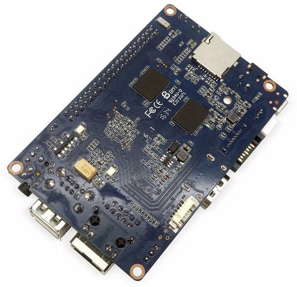 JOY-IT Banana Pi M2 Ultra, 2 GB - Produktbild 3