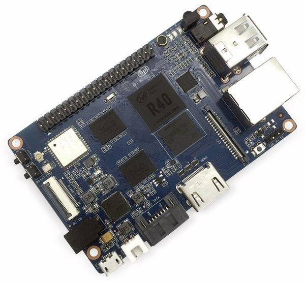 JOY-IT Banana Pi M2 Ultra, 2 GB - Produktbild 4