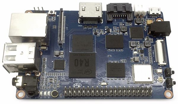 JOY-IT Banana Pi M2 Ultra, 2 GB - Produktbild 5